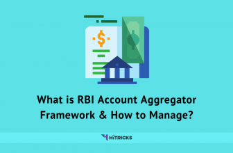 What is RBI Account Aggregator Framework & How to Manage?