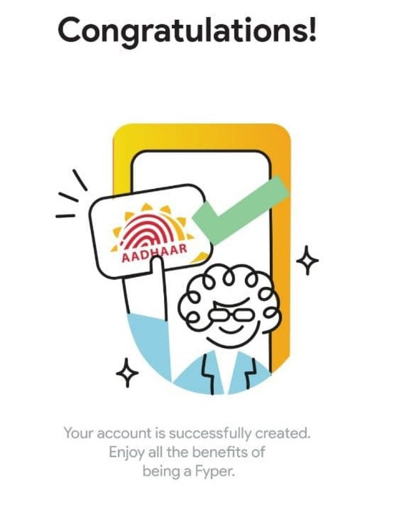 fyp verification