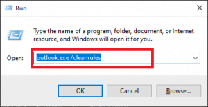 How to Reset MS Outlook Rules Instantly?