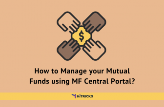 How to Manage your Mutual Funds using MF Central Portal?