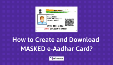 GUIDE: How to Create and Download Masked Aadhaar Card?