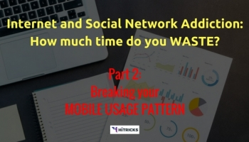 How to Control Internet and Social Network Addiction? Part 2: The Analysis