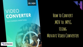 Guide: How to convert MOV to MPEG for Free using Movavi Video Converter?