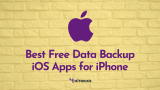Best Free iOS Data Backup Apps for iPhone