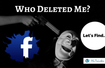 Who Unfriended Me on Facebook? Find out Now.