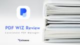 PDF WIZ Review 2020: Consistent PDF Manager