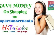Super Smart Deals: Save Money on Shopping & Get Discounts