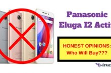 Panasonic Eluga I2 Activ Full Phone Specifications and Honest Opinions