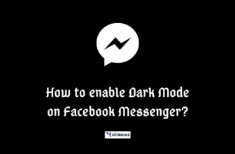 [GUIDE] How to enable Dark Mode in Facebook Messenger?
