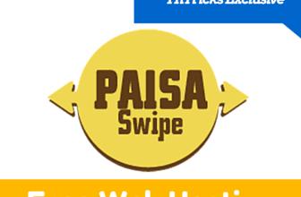 Get Free Web Hosting from Paisa Swipe