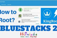 Download and Root Bluestacks 2 with Kingroot Trick