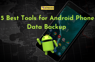5 Best Tools for Android Phone Data Backup [Essential Features]
