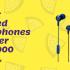 JBL C100TWS True Wireless Earbuds Review