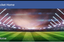 Get ICC World Cup Scores on Facebook Cricket Home