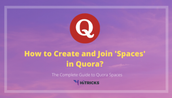 Guide: How to Create & Join 'Spaces' on Quora?