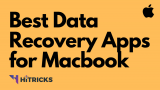 Best Data Recovery Apps for MacBook