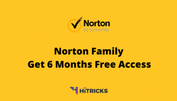 Norton Family: Get 6 Months Free Parental Control