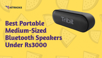 Top 10 Best Portable Bluetooth Speakers under Rs 3000
