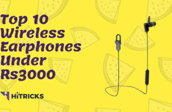 Top 10 Best Wireless Earphones Under Rs3000