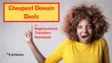 Cheapest Domain Registration & Transfer Deals April 2020