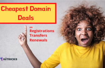 Cheapest Domain Registration & Transfer Deals April 2020