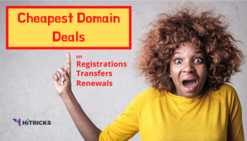 Cheapest Domain Registration & Transfer Deals March 2020