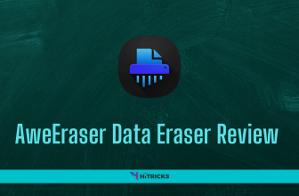 AweEraser Review: Superb Data Eraser