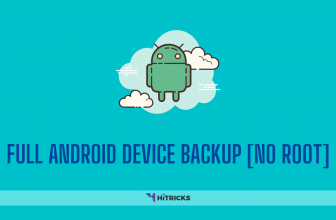 How to Backup your Android Device [No Root Required]