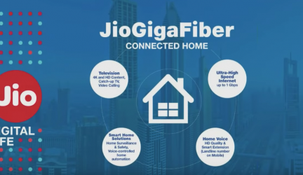 How to Register for Reliance Jio GigaFiber?